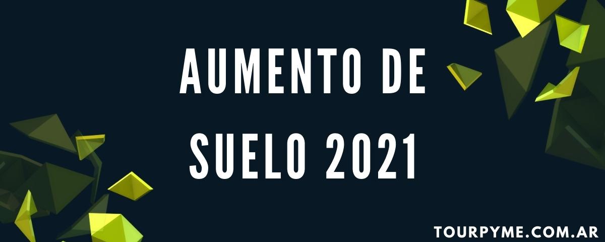 Empleadas domésticas: Aumento de sueldo  2021-2022